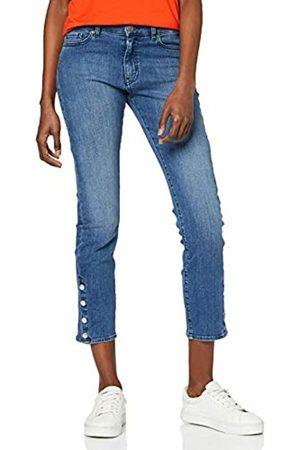 BOSS Women's J21 Irvine Slim Jeans