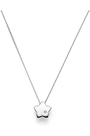 Viventy Women's Pendant Rhodium-Plated White Zirconia - 772282