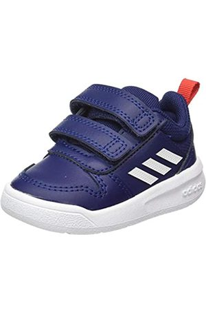 adidas Unisex Adults' Tensaur I Trail Running Shoes, (Azuosc/FTW Bla/Rojact 000)