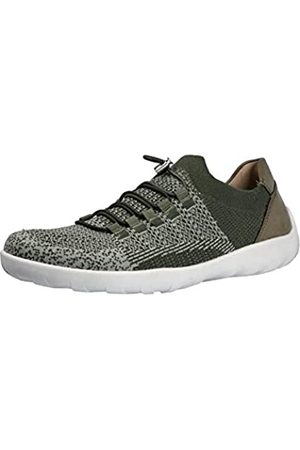 Remonte Women's R3514 Slip On Trainers, (Khaki- /Olive 54)