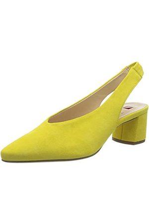 HÖGL Women's Urbana Sling Back Heels, (Limone 8400)