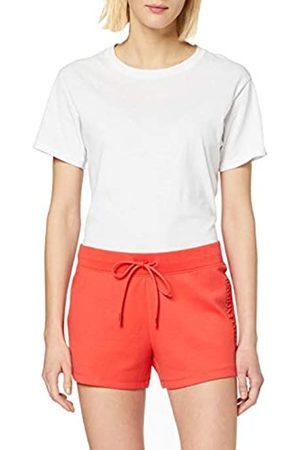 Armani Women's Double Knit, Side Logo Short