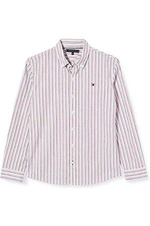 Tommy Hilfiger Boy's Seersucker Stripe Shirt L/S ( /Multi YBR)