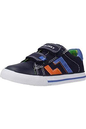 Pablosky Baby Boys Open Back Slippers, (Azul 961121)