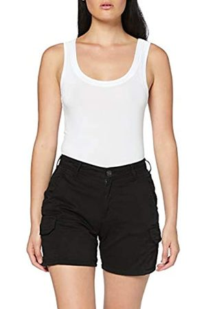 Urban classics Women's Cargo-Shorts Ladies Kurze Hose High Waist