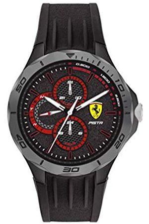 Scuderia Ferrari Men's Analogue Quartz Watch with Silicone Strap 0830725