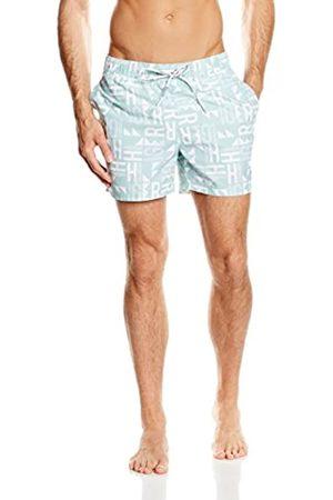 Tommy Jeans Men's Printed Swim Short 2 Swim Shorts