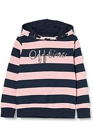 Name it Girl's Nkfbitten Ls Sweat Unb W Hood Sweatshirt