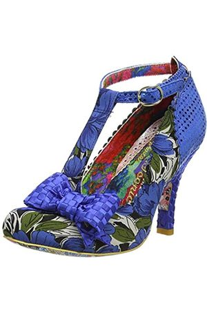 Irregular Choice Women's Bloxy Closed Toe Heels, ( Floral Ag)