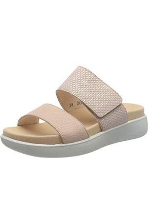 Romika Women's Borneo 01 Sling Back Sandals, (Nude 020)