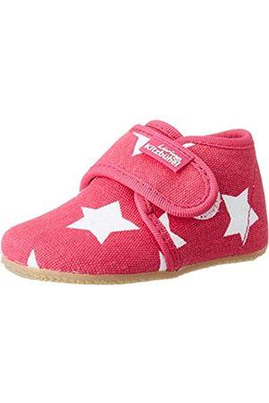 Living Kitzbühel Unisex Kids' Klettmodell Unifarben Low-Top Slippers, (Marine 570)