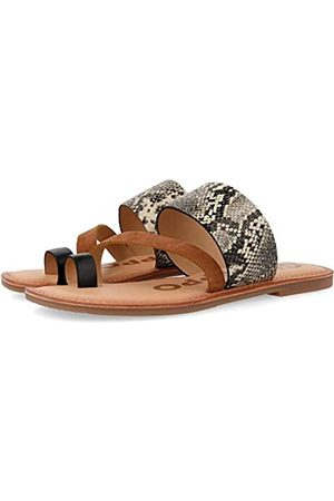 Gioseppo Women's Lucama Open Toe Sandals, (Multicolor Multicolor)