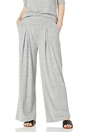 Daily Ritual Cozy Knit Pleated Lounge Pant