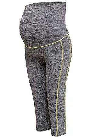 Esprit Maternity Women's Legging OTB Capri Maternity Sports Trousers