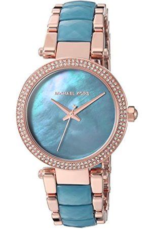Michael Kors Analog Clock MK6491