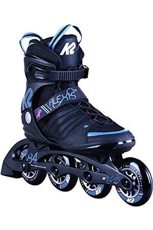 K2 Women's Alexis 84 Speed Alu Skateboarding Shoes, ( /Steel 001)