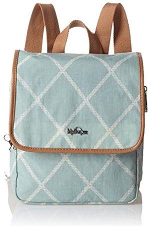 Kipling Rabea, Women's Top-Handle Bag, Türkis (Mint Quilt Pr)
