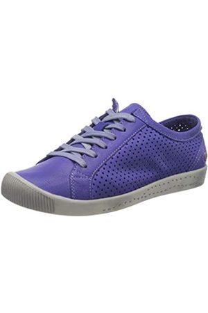 Softinos Women's Ica388sof Sneaker, Violet (Violet 034)