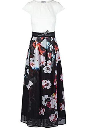APART Fashion Women's Printed Mesh Dress Party