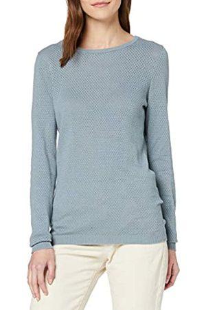 Vero Moda Women's Vmminniecare Ls O-Neck Blouse Ga Noos Pullover Sweater