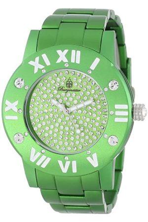 Burgmeister Aluminium Magic Women's Quartz Watch with Dial Analogue Display and Bracelet BM163-090B