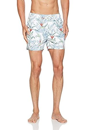 Tommy Jeans Men's Printed Swim Shorts