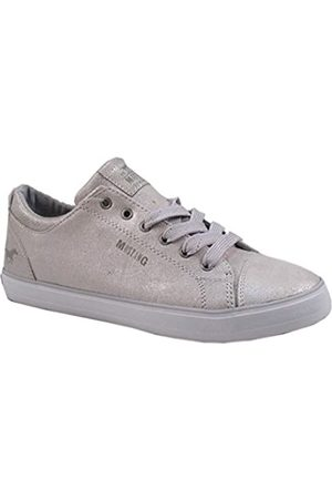 Mustang Women's 1267-310-21 Trainers, (Silber 21)