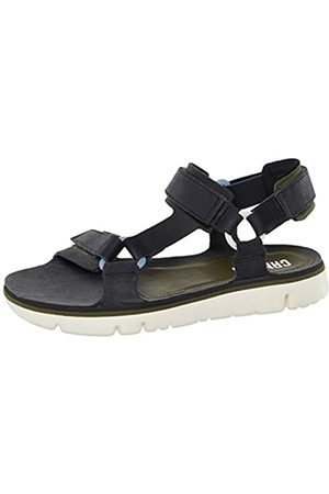 Camper Men's Oruga Ankle Strap Sandals, (Multi-Assorted 999)