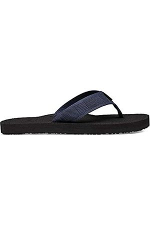 Teva Men's Mush II Open Back Slippers, (Raki Dark Denim Rddn)