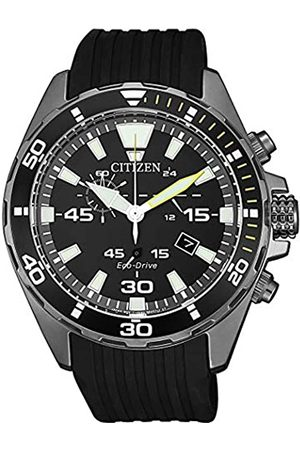 Citizen Men's Analogue Quartz Watch with Synthetic Strap AT2437-13E