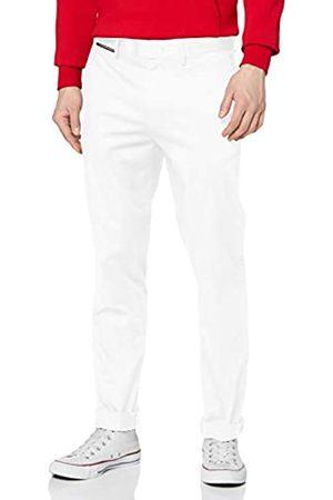 Tommy Hilfiger Men's Denton Chino Summer Twill Flex Loose Fit Jeans