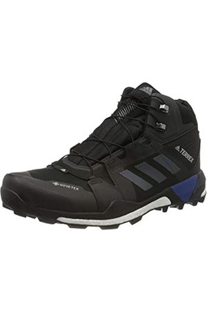 adidas Men's Terrex Skychaser Xt Mid GTX Walking Shoe, CBLACK/GREFIV/Croyal