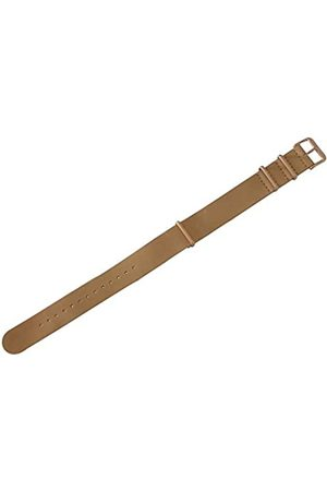 Pop-Pilot Unisex Adult Watch - LB Cognac Large 20 mm