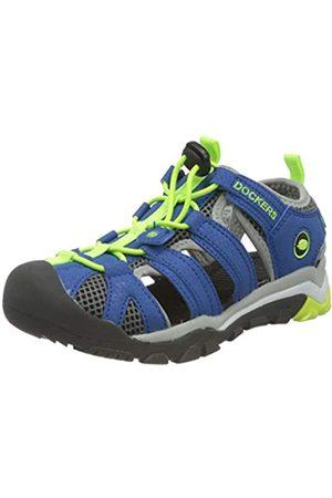 Dockers Unisex Kids' 46mt604-637630 Low-Top Sneakers, (Royal 630)