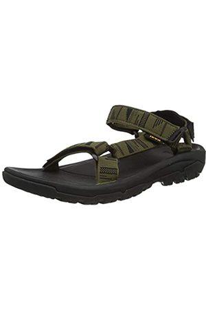 Teva Men's Hurricane XLT2 Open Toe Sandals, (Chara Dark Olive Cd Ol)