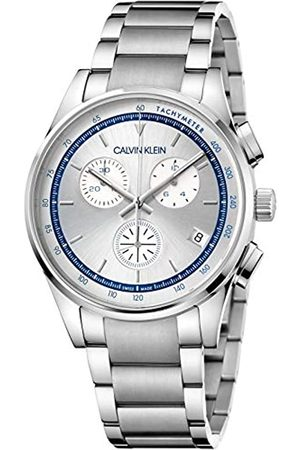 Calvin Klein Men's Analogue Quartz Watch with Stainless Steel Strap KAM27146