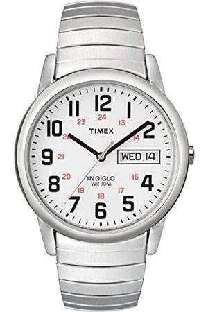 Timex Men's Easy Reader Day Date 35 mm Watch T20461