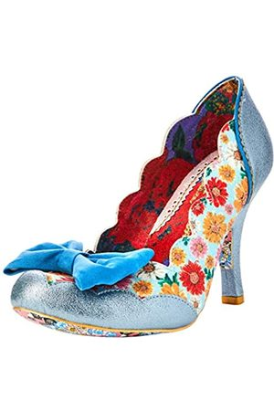 Irregular Choice Women's Beach Trip Closed Toe Heels, ( O)