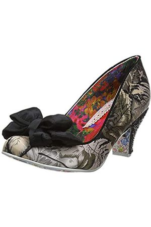 Irregular Choice Women's Ban Joe Closed Toe Heels, ( Multi Floral )