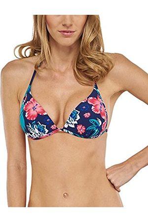 Schiesser Women's Triangle Bikini Top Multicoloured Mehrfarbig (multicolor 1 904) 85CC