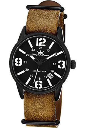 YONGER&BRESSON Automatique Men's Watch YBH 1003-SN04