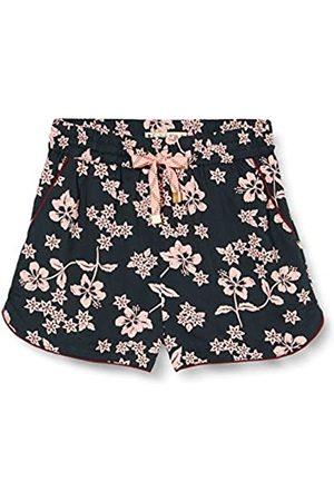 Scotch /& Soda Drapey Woven all-Over Printed Shorts Pantaloncini Bambina