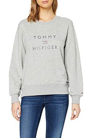 Tommy Hilfiger Women's Tiara Round-NK Sweatshirt
