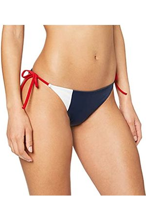Tommy Hilfiger Women's Cheeky String Side Tie Bikini Top