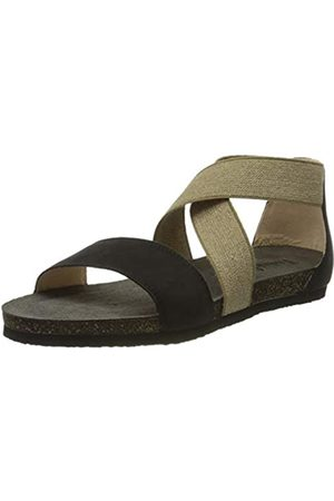 Think! Women's 686593_Shik Ankle Strap Sandals, (SZ/Kombi 09)