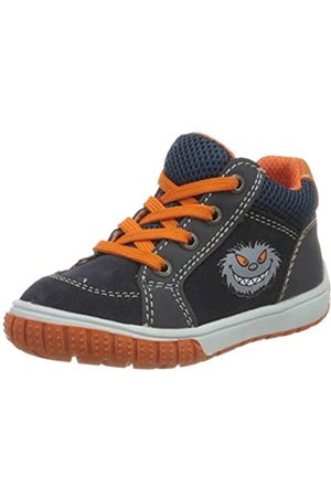 Lurchi Baby Boys' BEO Trainers, (Navy 42)
