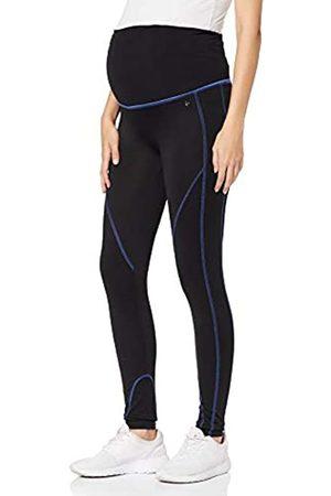 Esprit Women's Legging OTB Maternity Sports Pants, Multicolor ( 001)