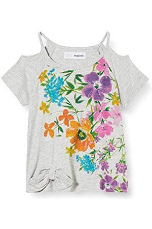 Desigual Girl's Ts_edimburgo T-Shirt