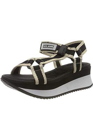 Pepe Jeans Women's Fuji River Platform Sandals, ( 999)
