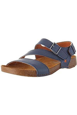 Art Unisex Adults' 0999 Grass Breathe Open Toe Sandals, (Jeans Jeans)